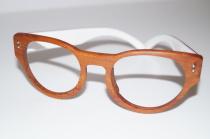 Holzbrille Model J