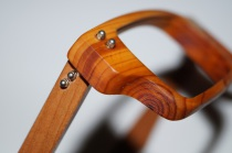 Nadelholzbrille - Vollholz  bei Hoizbruin GmbH