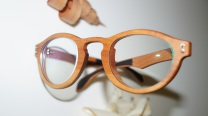 Holzbrille Model PA47b