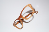 Holzbrille Model A